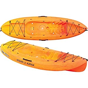 16. Ocean Kayak Frenzy Sit-On-Top Recreational Kayak