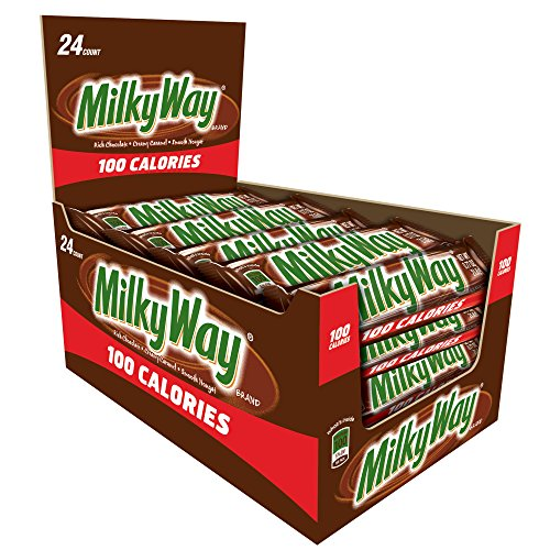 milky-way-100-calories-milk-chocolate-candy-bars-077-ounce-pack-of-24