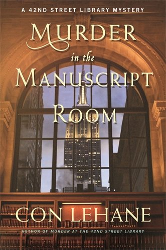Image of Murder in the Manuscript Room: A 42nd Street Library Mystery (The 42nd Street Library Mysteries)