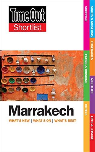 Time Out Shortlist Marrakech