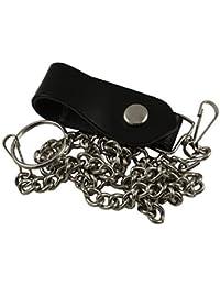 "24"" Deluxe Steel Wallet Chain [Apparel]"
