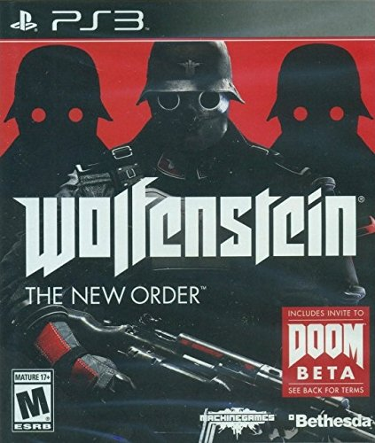 Wolfenstein: The New Order - Playstation 3 (Scary Ps3 Games)