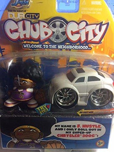 Chub City Welcome to the Neighborhood J. Hustle & Chrysler 300C
