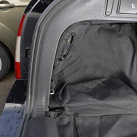 UK Custom Covers BL356 Tailored Boot Liner Mat Black