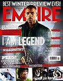 Empire Magazine - October 2007 - I Am Legend, Winter Preview 2007, Atonement, Tarantino & Rodriguez, Superbad, Jodie Foster (Issue 220)