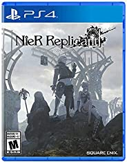 Nier Replicant Ver. 1.22474487139 Ps4 - Standard Edition - Playstation 4