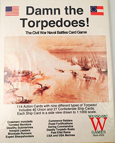 - Damn the Torpedoes! The Civil War Naval Battles Card Game
