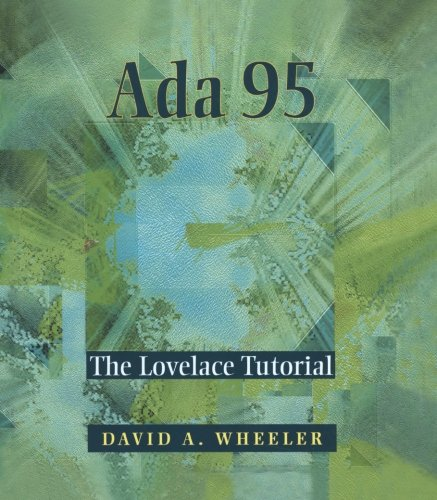 Ada 95: The Lovelace Tutorial by Brand: Springer