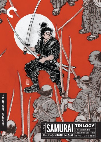 The Samurai Trilogy (Criterion Collection) by Criterion Collection