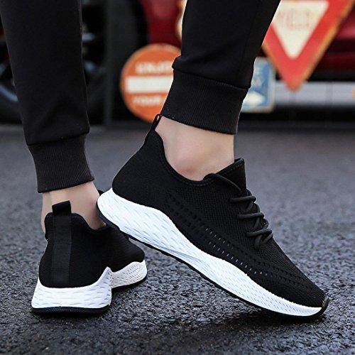 Eleganti Corsa Nero Da Sneakers Running Ginnastica Casual Tacco Moda Donna Uomo Beautyjourney Scarpe Sportive Stringate Estive 0wqpUU