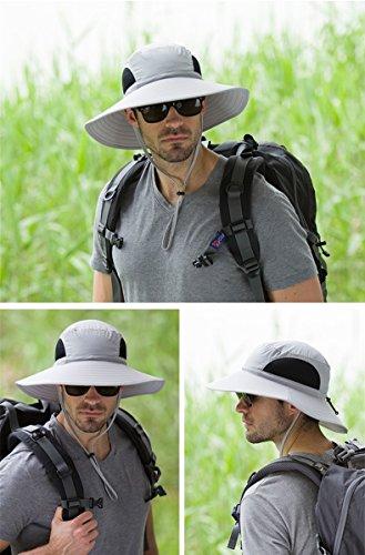 bf380b26c0280 EINSKEY Sun Hat for Men Women