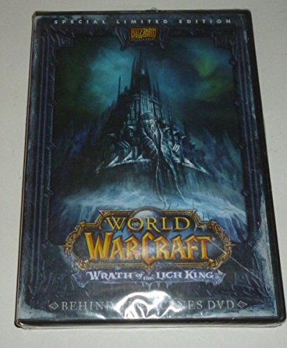World Of Warcraft  Wrath Of The Lich King   Behind The Scenes Dvd