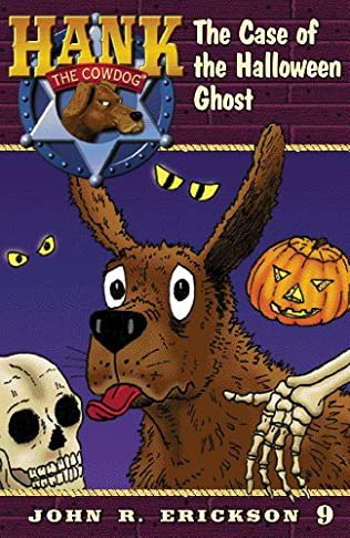 book cover of The Case of the Halloween Ghost