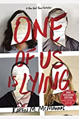 One of Us Is Lying (B&N Exclusive Edition) Hardcover