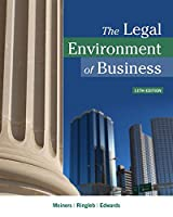 The Legal Environment of Business (MindTap Course List)