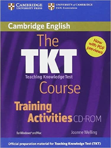 Amazon the tkt course training activities cd rom 9780521144421 the tkt course training activities cd rom 1st edition fandeluxe Choice Image