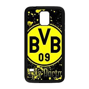 For Samsung S5Custom Phone Case for Borussia Dortmund 06Diseño