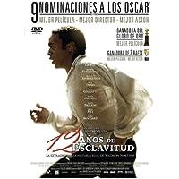 12 Años De Esclavitud [DVD]