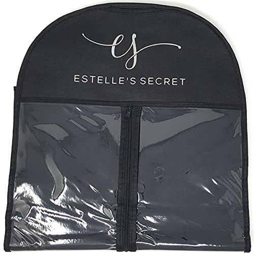 Hair Extension Storage & Travel Kit - Hanger & Bag - Estelle's Secret by Estelle's Secret (Image #2)