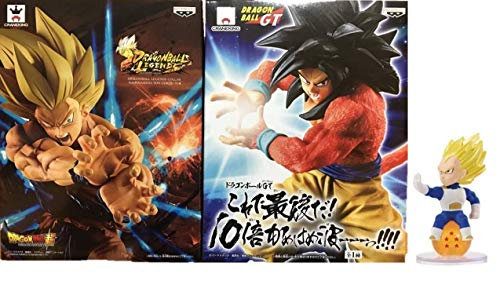 The 10 best dragonball gt goku statue for 2020