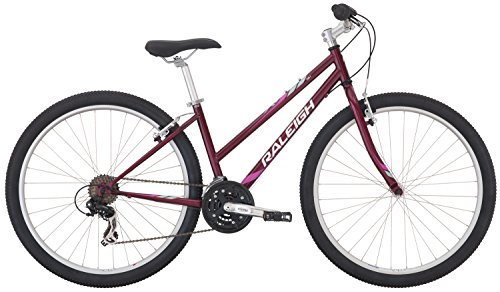 Learn More About Raleigh Bikes Women's Eva 1 Recreational Mountain Bike