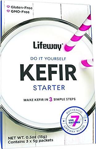 Lifeway Kefir Starter Kit - 17077 Kit