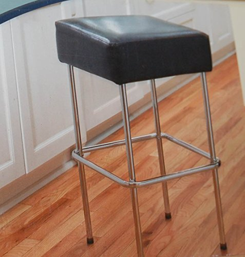 at-home-with-meijer-29-inch-contemporary-chrome-bar-stool-faux-leather-padded-seat