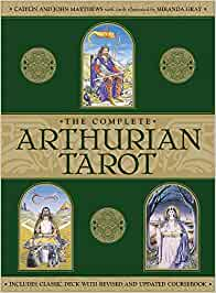 The Complete Arthurian Tarot: Includes classic deck with revised and updated coursebook: Amazon.es: Matthews, Caitlin, Matthews, John, Grey, Miranda: Libros en idiomas extranjeros