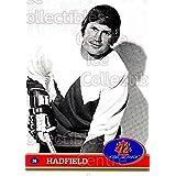 Vic Hadfield Hockey Card 1991 Future Trends Canada 1972 #36 Vic Hadfield