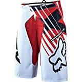 Fox Racing Demo DH Shorts - Men's Savant Red, 36