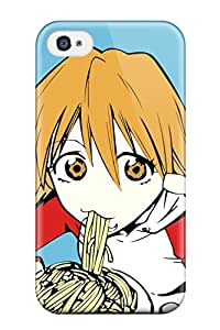 New Fashion Premium Tpu Case Cover For Iphone 4/4s - Flcl