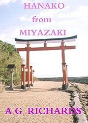 Hanako from Miyazaki: A Japanese Ghost Story (Psychic Romance Book 4)