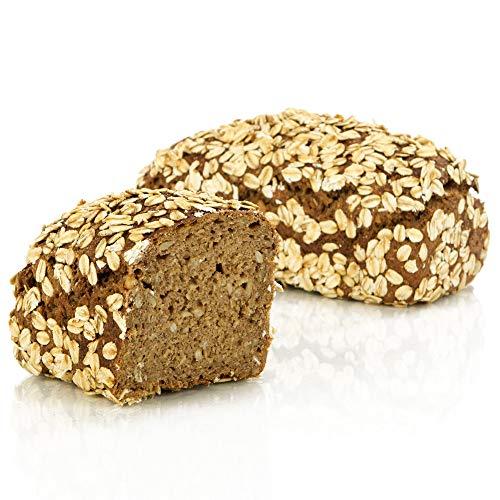 Vestakorn ambachtelijk brood, speltbrood 400 g – vers brood – zonder tarwe, bak in 10 minuten