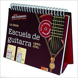 LA GRAN ESCUELA DE GUITARRA NGV: Varios: 9783625004585: Amazon.com ...