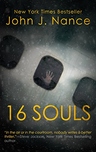 The latest aviation thriller from New York Times bestselling author John Nance:  16 SOULSSave $5 today!
