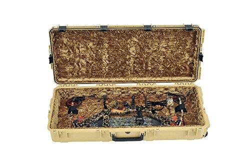 SKB Reisekoffer Bogen aus Spritzguss, beige, 104.1 X 39.4 X 12.7 cm, 3i-4217-PL-T