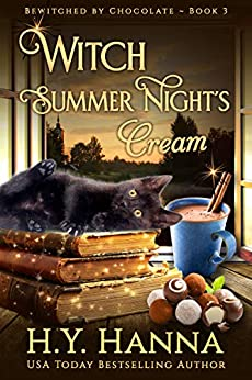 Summer Nights BEWITCHED CHOCOLATE Mysteries ebook product image