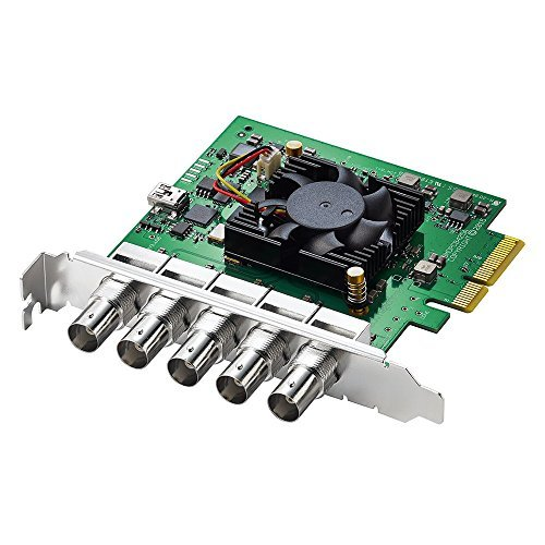 Blackmagic Design DeckLink Duo 2 4ch SDI Playback and Capture Card ()