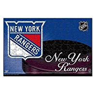New York Rangers Official Logo 150 Piece Jigsaw Puzzle