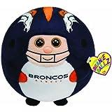 Ty Beanie Ballz Denver Broncos - Medium