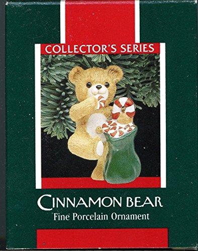 Hallmark Keepsake Ornament - Collector's Series - Cinnamon Bear 1989