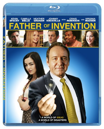 Father of Invention Bluray