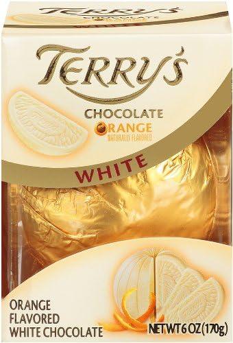 Terrys Chocolate Orange White 60 Ounce Amazoncouk