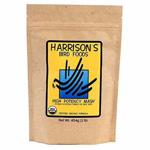 Harrison's High potency Mash 1 Lb by Harrison's Bird Foods