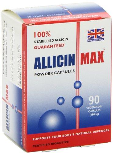 ALLICINMAX Allicin Max 100% Pure Allicin 90vcaps (2 Pack) by Allicin (Image #6)