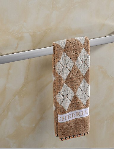 haisi - Toallero/Radiador-calentador de toallas, Modern Pulido Brillante pared montaje: Amazon.es: Hogar
