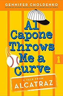 Book Cover: Al Capone Throws Me a Curve