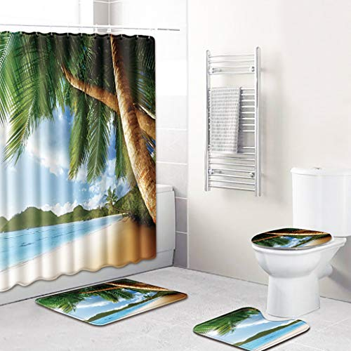 Home & Garden Home & Garden Fashion Style 3d Starfish Corals 7 Shower Curtain Waterproof Fiber Bathroom Windows Toilet To Enjoy High Reputation At Home And Abroad