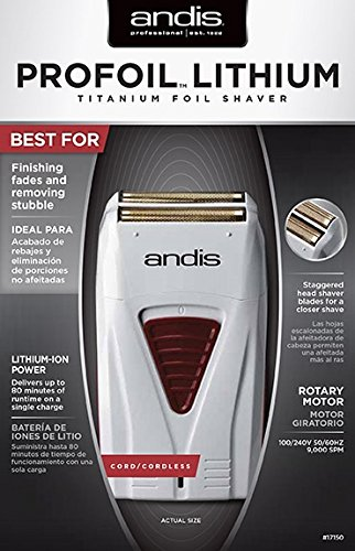 Andis 17150 Profoil Lithium from Andis