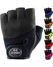 C.P. Sports Iron-handschoen comfort gekleurde trainingshandschoen fitness handschoenen voor dames en heren